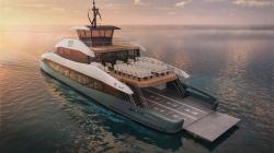 Primeiro ferryboat 100% elétrico português