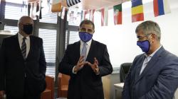 """Presidente do Governo afirma que os Açores são """"a maior fronteira ocidental marítima atlântica que a União Europeia tem"""""""