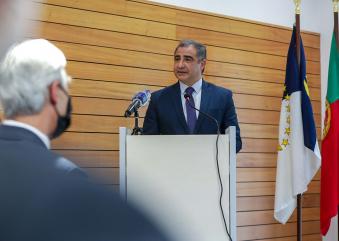 Presidente do Governo realça centralidade dos Açores em projetos ligados ao espaço e ao mar