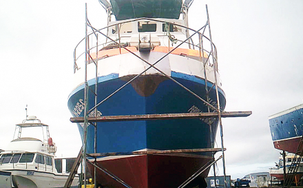 Tecnovia Açores compra Estaleiro Naval da Madalena do Pico