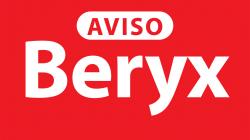 Aviso 80% de capturas da possibilidade de pesca da unidade populacional de Beryx spa